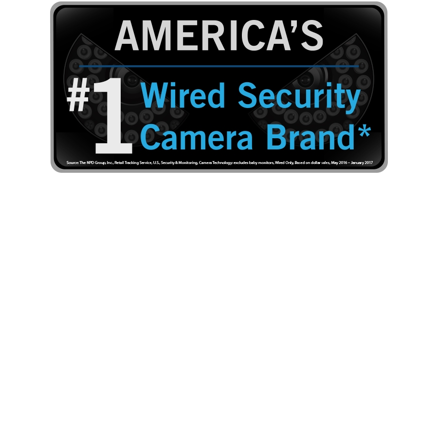 8 Channel 1080p HD Video Security DVR with 1 TB HDD and 8 x ...